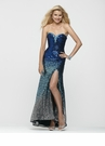 Clarisse Ombre Prom Dress 2163