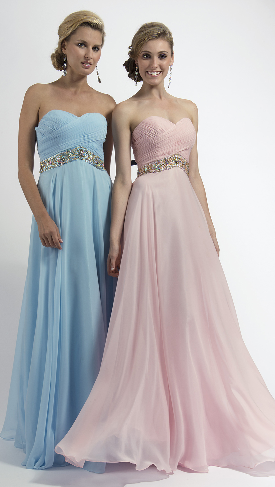 Orange Prom Dresses, Orange Homecoming Gowns | Promgirl.net