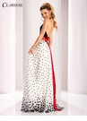Clarisse Polkadot A-line Prom Dress 3200