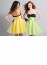 Neon Homecoming Dress 1310