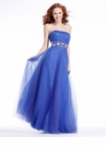 Long Ombre Prom Dress 1372