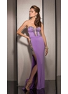 Daring Purple Prom Dress 2572