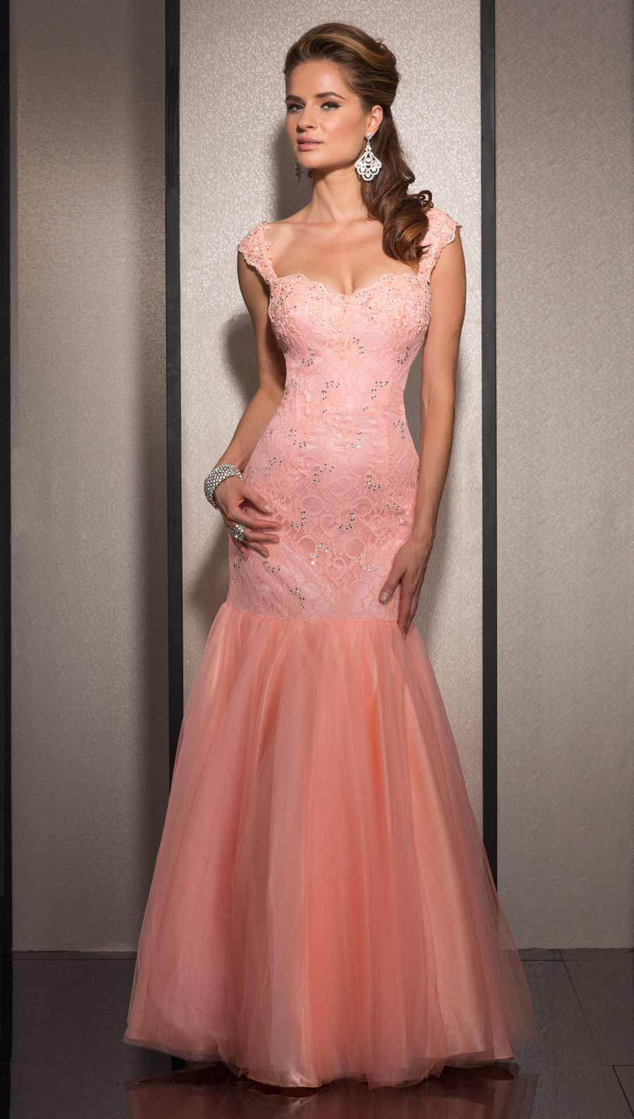 Clarisse Mermaid Prom Dress 2580 | Promgirl.net