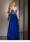 Strapless A-line Prom Dress 2611