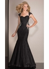 Lace Mermaid Prom Dress 2630