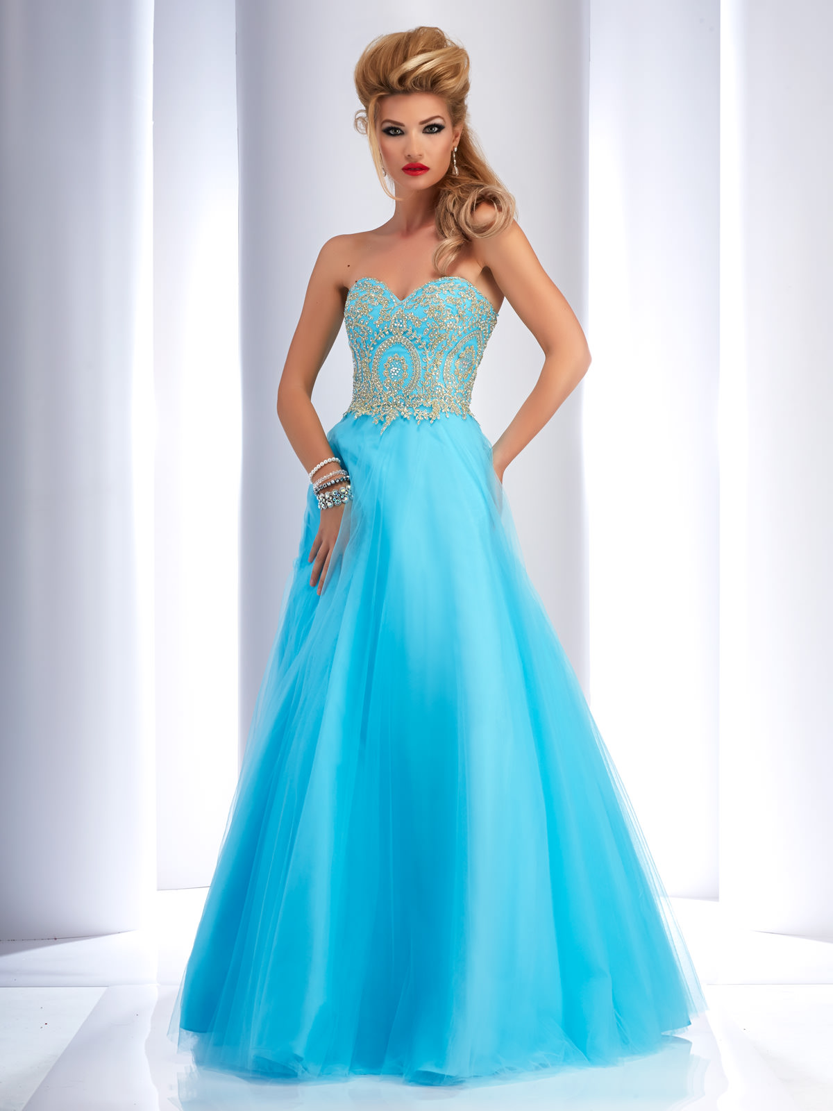 Clarisse 2702 Prom Dress | Promgirl.net