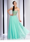 Strapless A-line Prom Dress 2715