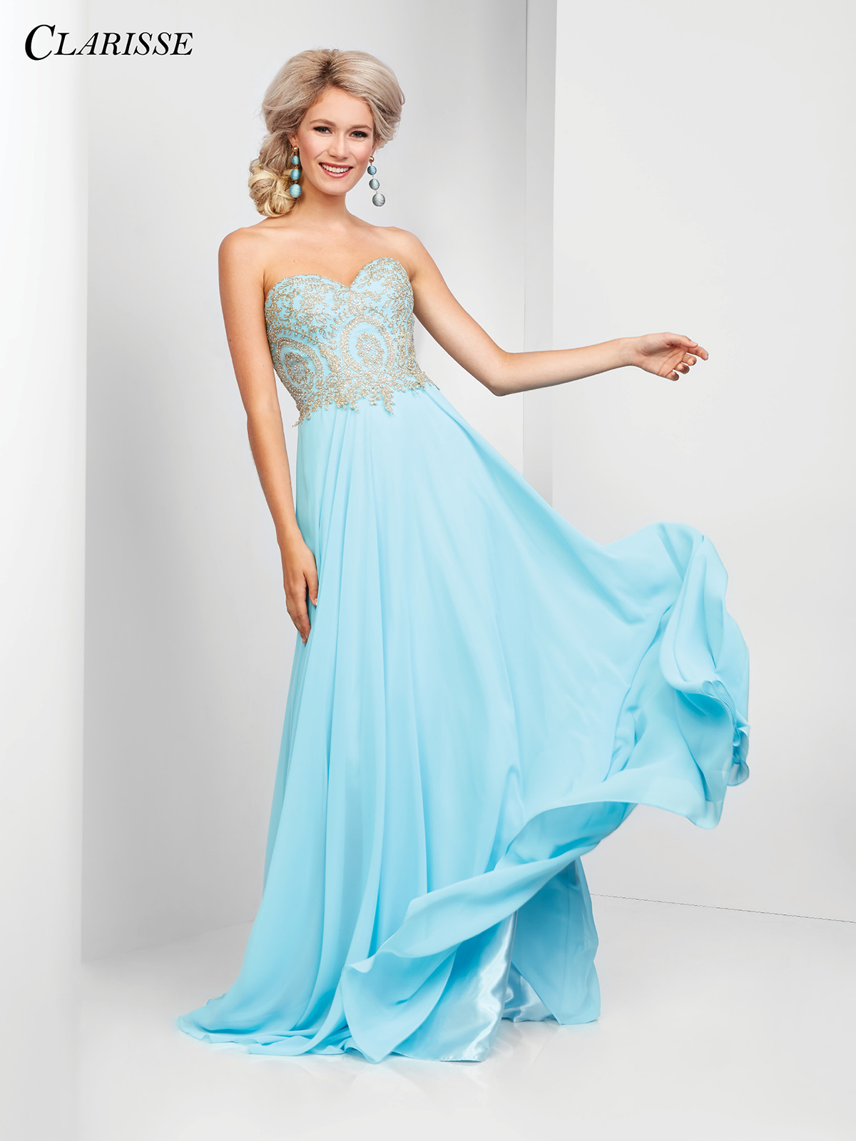 Clarisse 2715 Prom Dress | Promgirl.net
