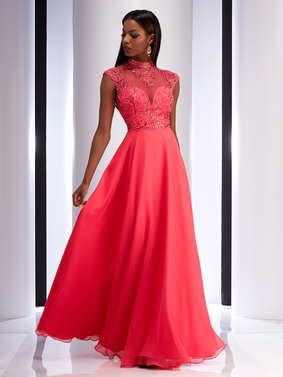 Clarisse 2735 Prom Dress | Promgirl.net