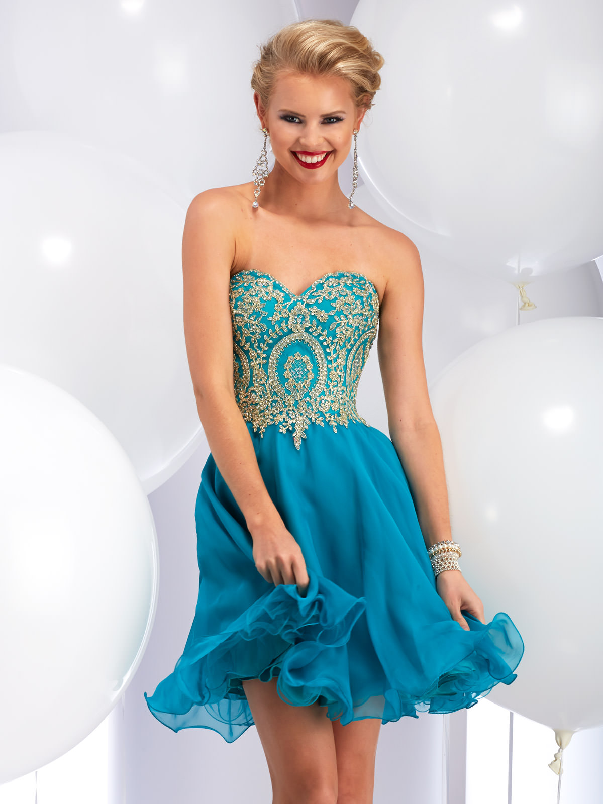 Clarisse 2841 Prom Dress | Promgirl.net