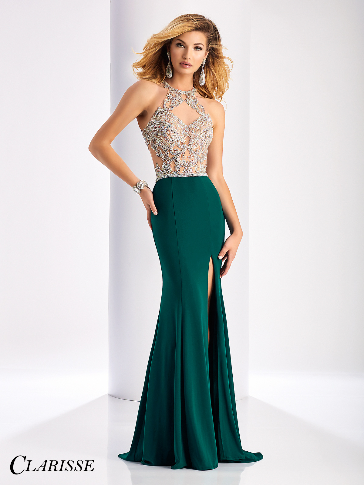 Clarisse Prom Dress 3184 | Promgirl.net