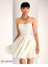 Clarisse Short Formal Dress 3215