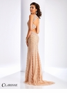 Clarisse Soutache Embellished Prom Dress 3090