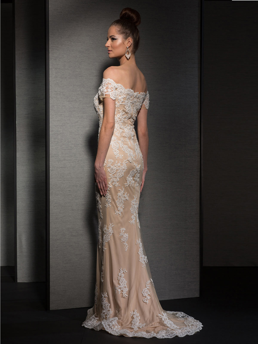 Special occasion gown M6111 | Promgirl.net