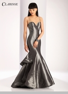Silver and Gray Dresses