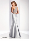 Clarisse Two Piece Mermaid Prom Dress 3190