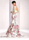 Clarisse Two Piece Mermaid Prom Dress 3001