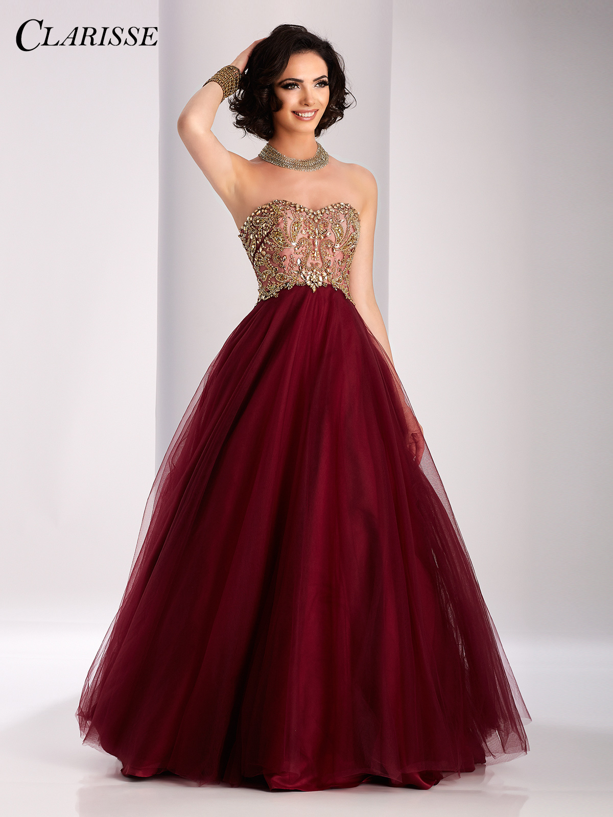 Clarisse Prom Dress 3011 | Promgirl.net