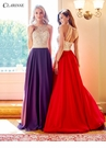 Colorful A-line Prom Dress 3465 | 4 Colors!