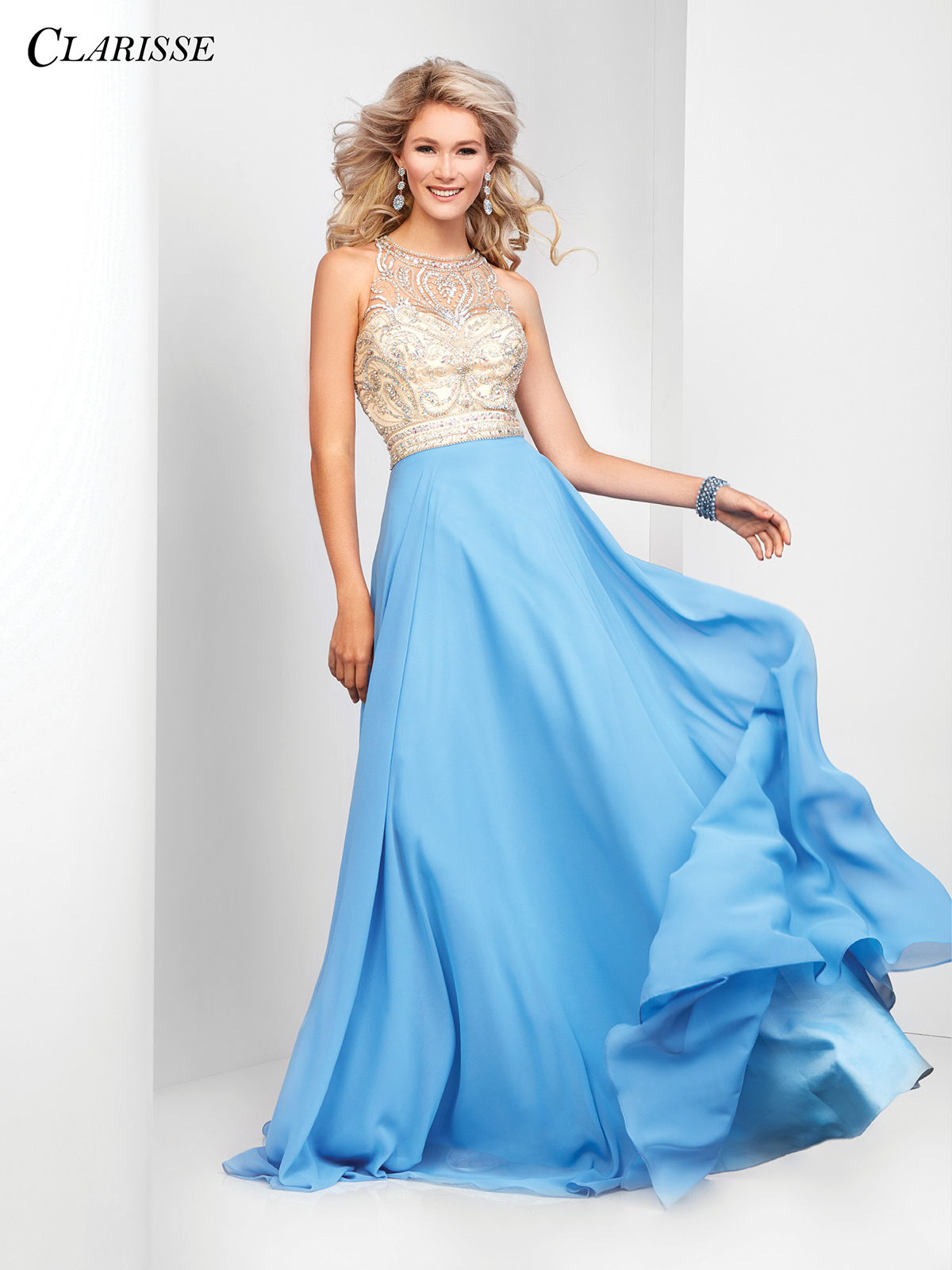 2018 Prom Dress Clarisse 3465 | Promgirl.net