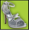 Coloriffics Prom Shoe Camilla - More Colors Available!