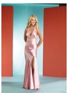 Dave & Johnny Pink Prom Dress 3894