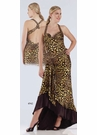 Dave & Johnny Print Prom dress 4942