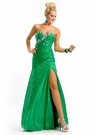 Party Time Formals 2013 Emerald Green Sweetheart Strapless ...