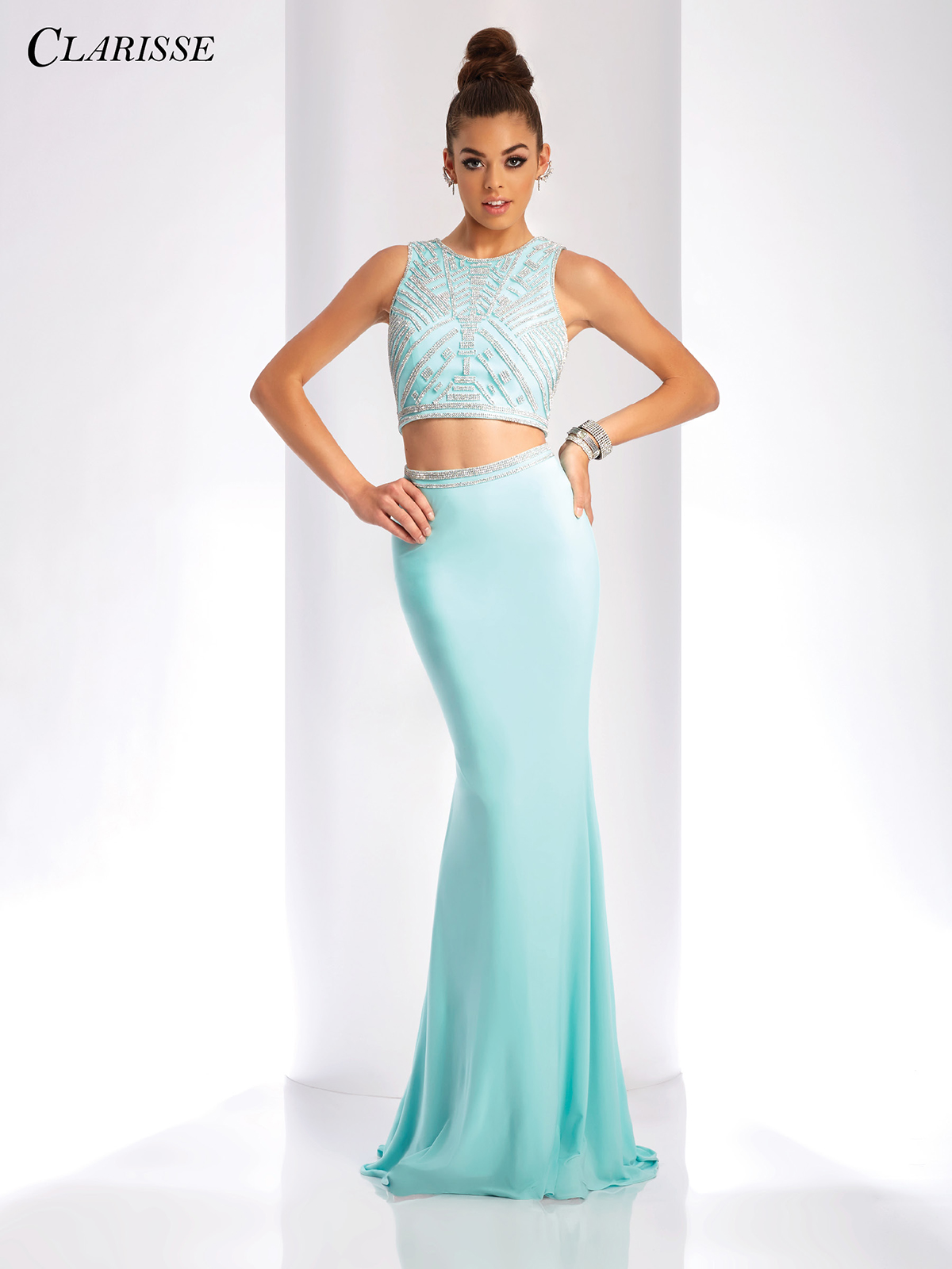 2018 Prom Dress Clarisse 3438 | Promgirl.net