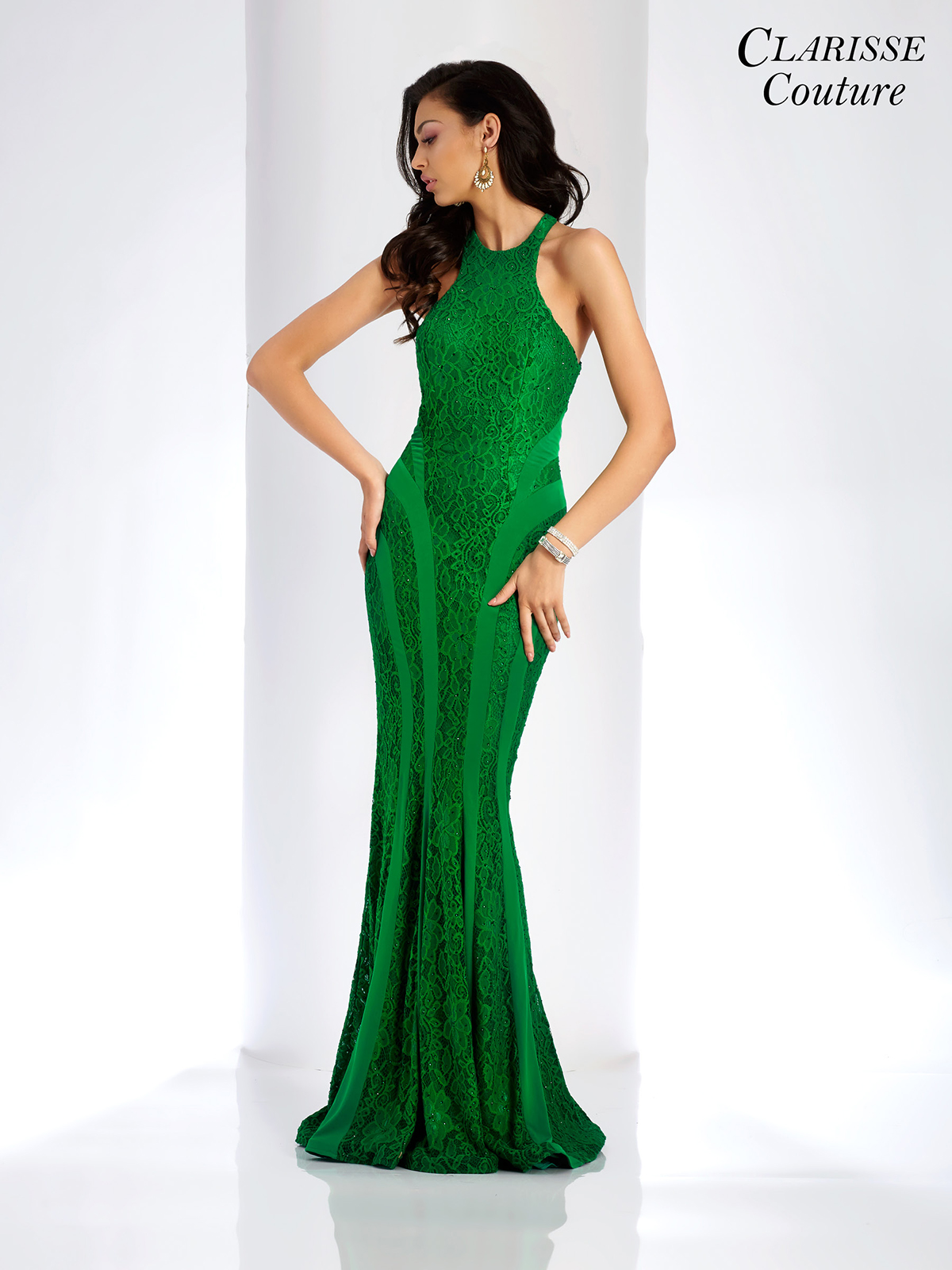 Light Green Designer Dresses