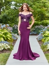 Flirty Off the Shoulder Prom Dress 3543 | 2 Colors!