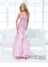 Glamorous Corset Top Tony Bowls Dress 114734