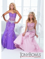 fddda7d4ba Paris by Tony Bowls Prom Dresses