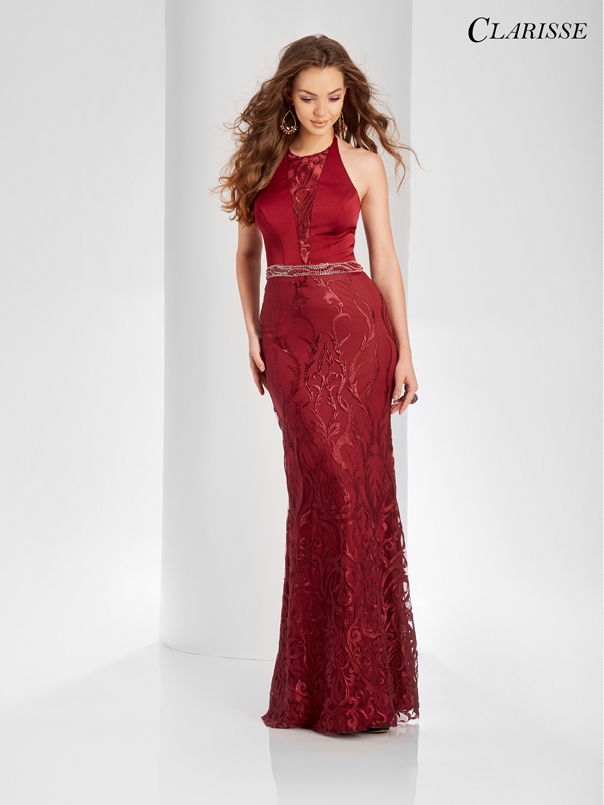 2018 Prom Dress Clarisse 3557 | Promgirl.net