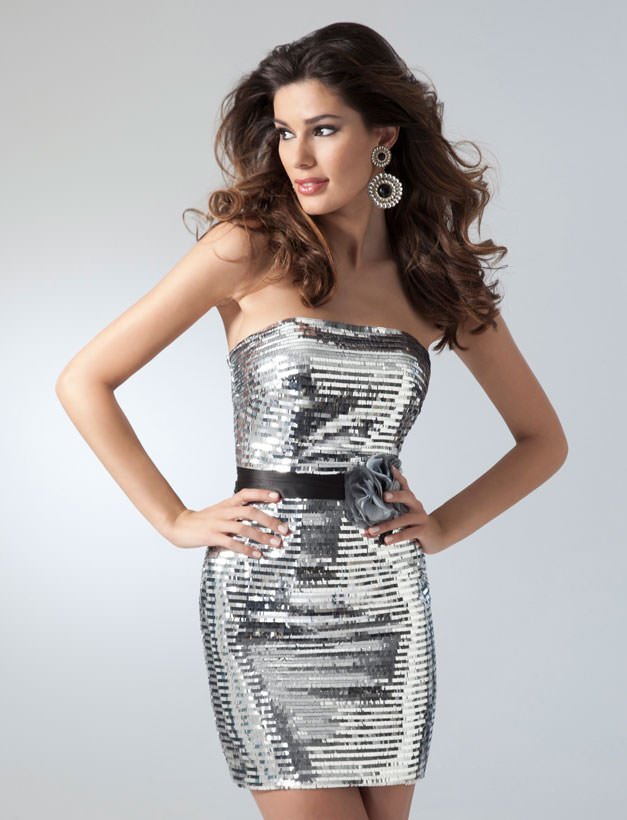2011 short formal dresses