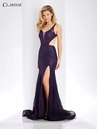 Lace Open Back Prom Dress 3448 | 2 Colors!