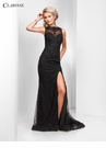 Lace Open Back Prom Dress 3573 | 2 Colors!