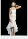 Lace Prom Dress 2351 by Clarisse