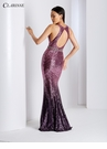 Long Sequin Ombre Prom Dress 3585 | 2 Colors!