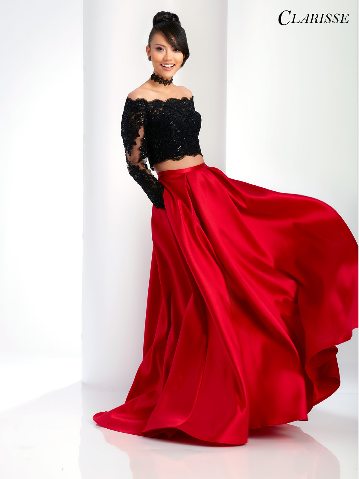 2018 Prom Dress Clarisse 3581 | Promgirl.net