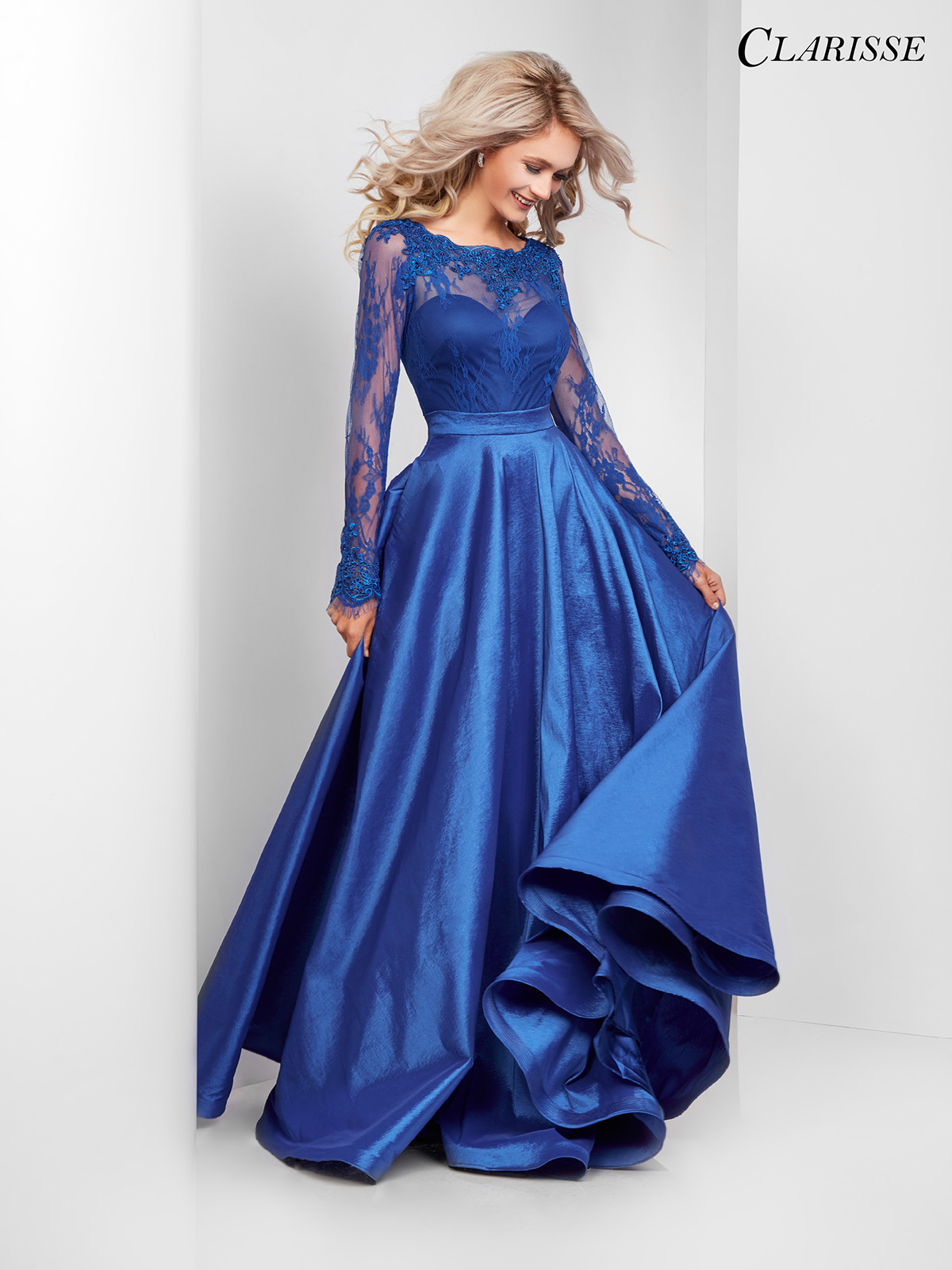 2018 Prom Dress Clarisse 3487 | Promgirl.net