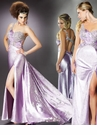 Mac Duggal Lilac Prom Dress 4411