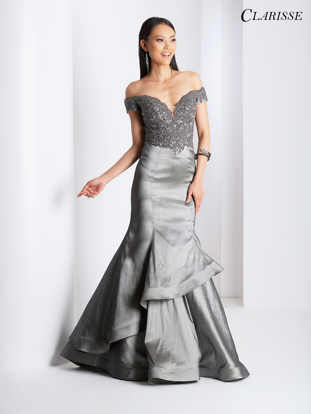2018 Prom Dress Clarisse 3476 | Promgirl.net