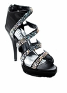 Natasha High Heel By Coloriffics - More Colors Available!
