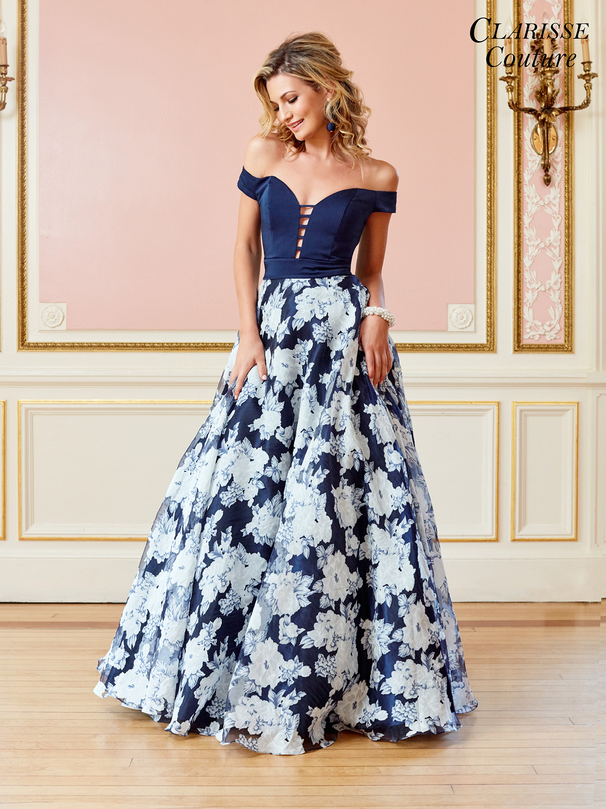 2018 Prom Dress Clarisse 4966 | Promgirl.net