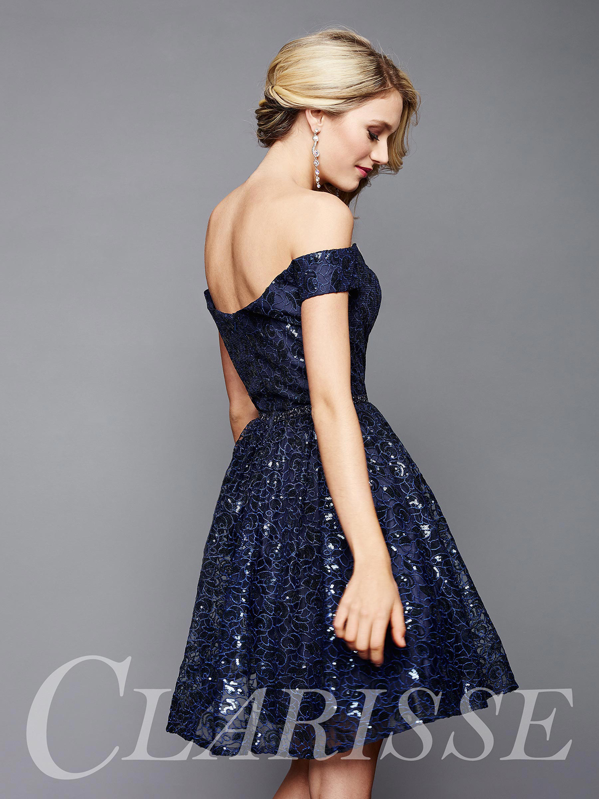 Clarisse Homecoming Dress 3345 | Promgirl.net