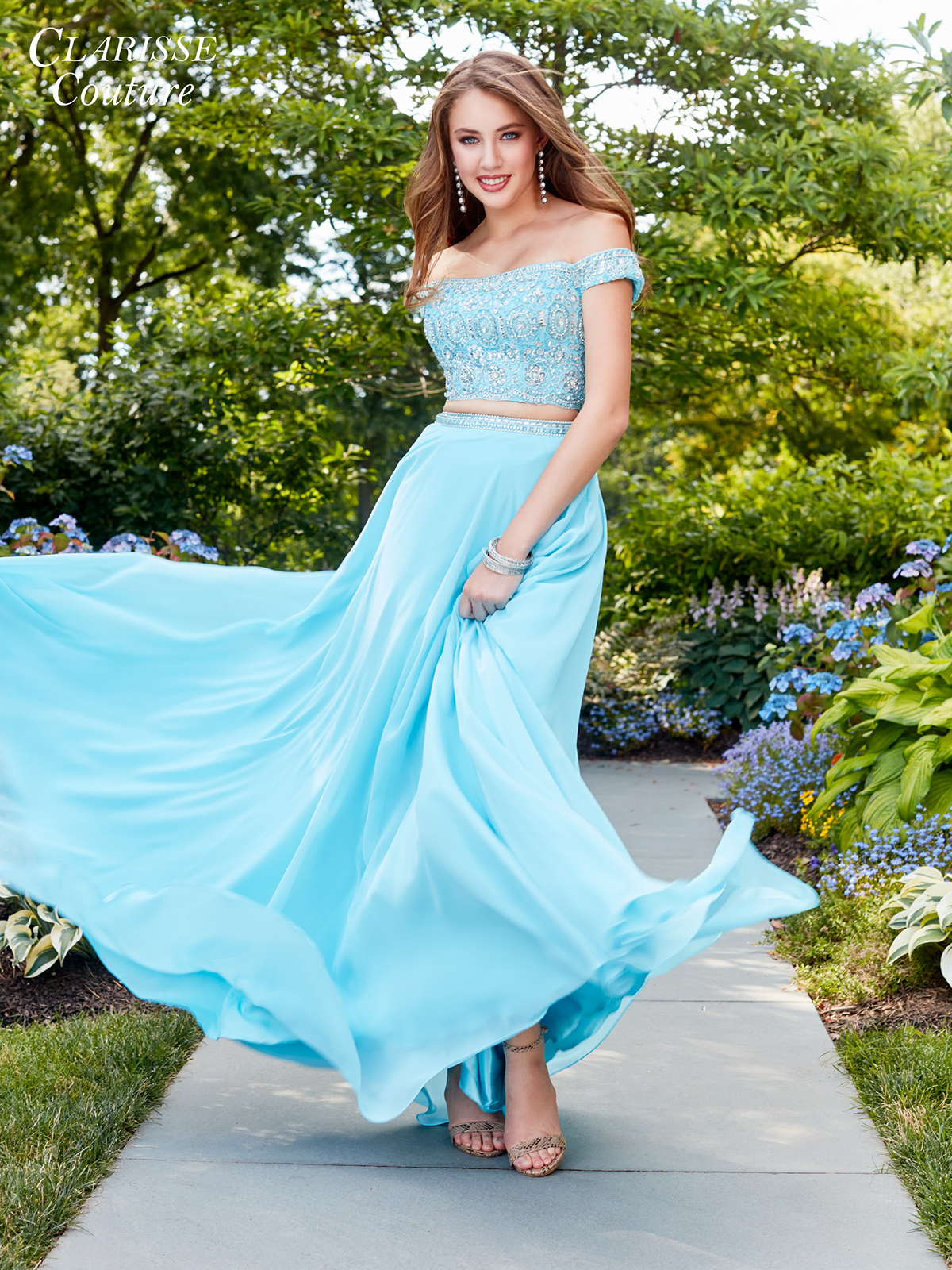 A-line Dresses and Gowns - A-line Prom Dresses   Promgirl.net