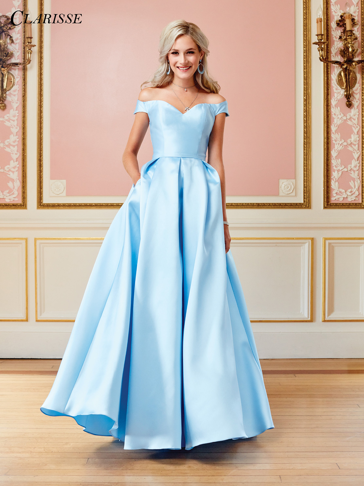 2018 Prom Dress Clarisse 3442 | Promgirl.net