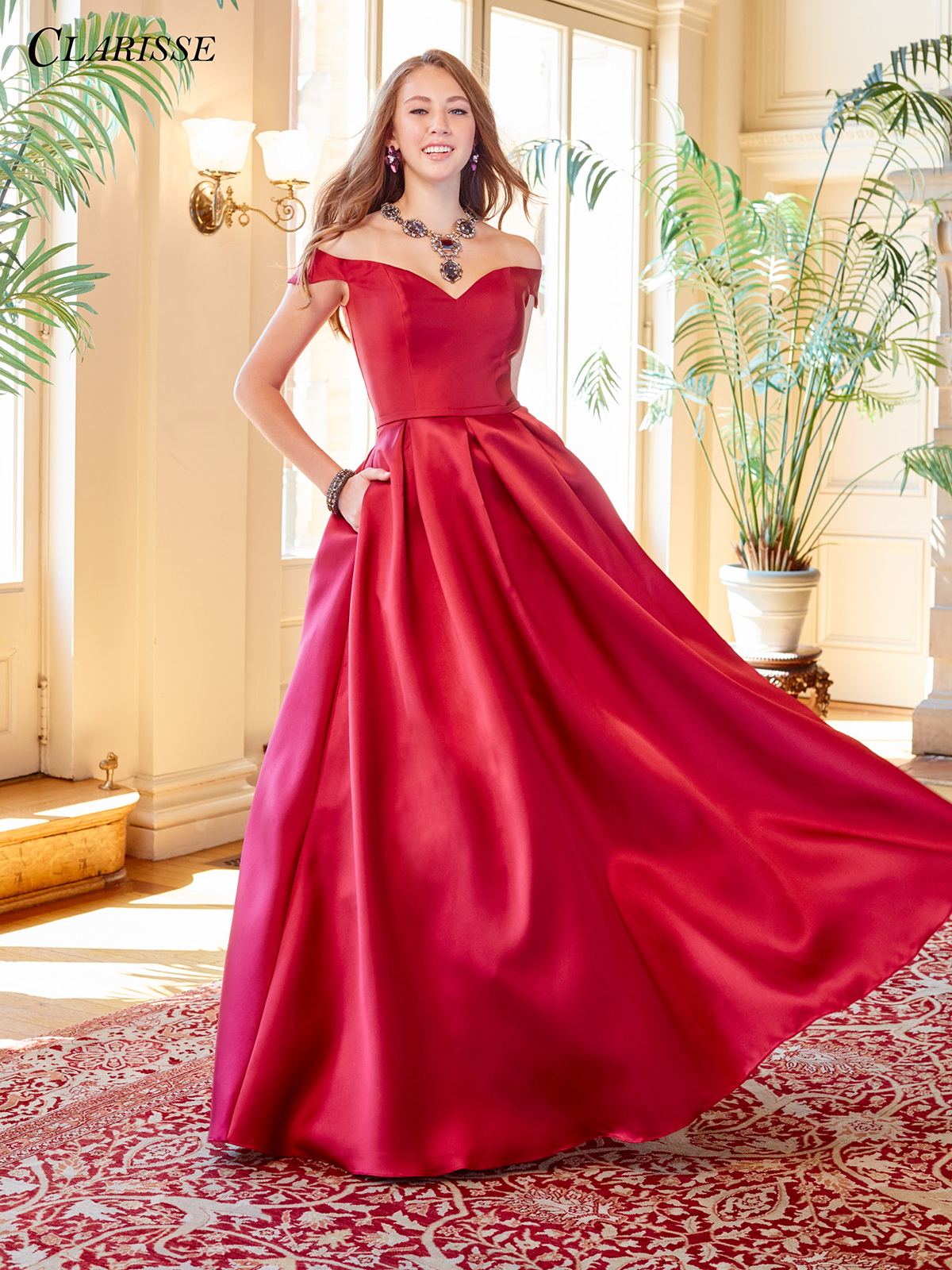 2018 Prom Dress Clarisse 3442 Promgirl Net