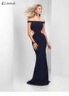 Off the Shoulder Open Back Prom Dress 3457 |3 Colors!